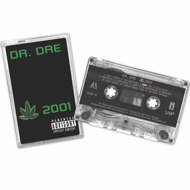 Dr. Dre 2001 MC