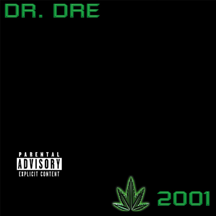 Dr. Dre 2001 Cover