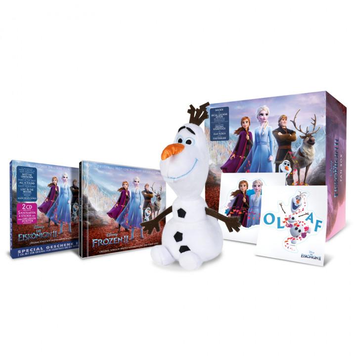 Die Eiskönigin 2 - Fanbox Cover