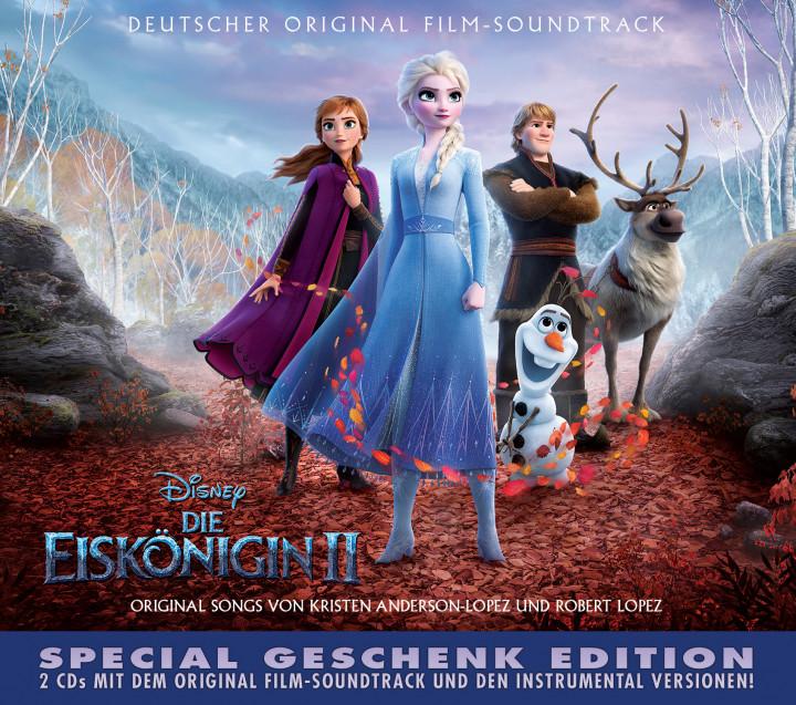 Die Eiskönigin 2 (Frozen 2) Special Geschenk Edition