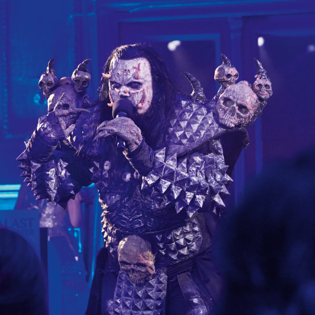 Max Raabe MTV - mit Mr. Lordi