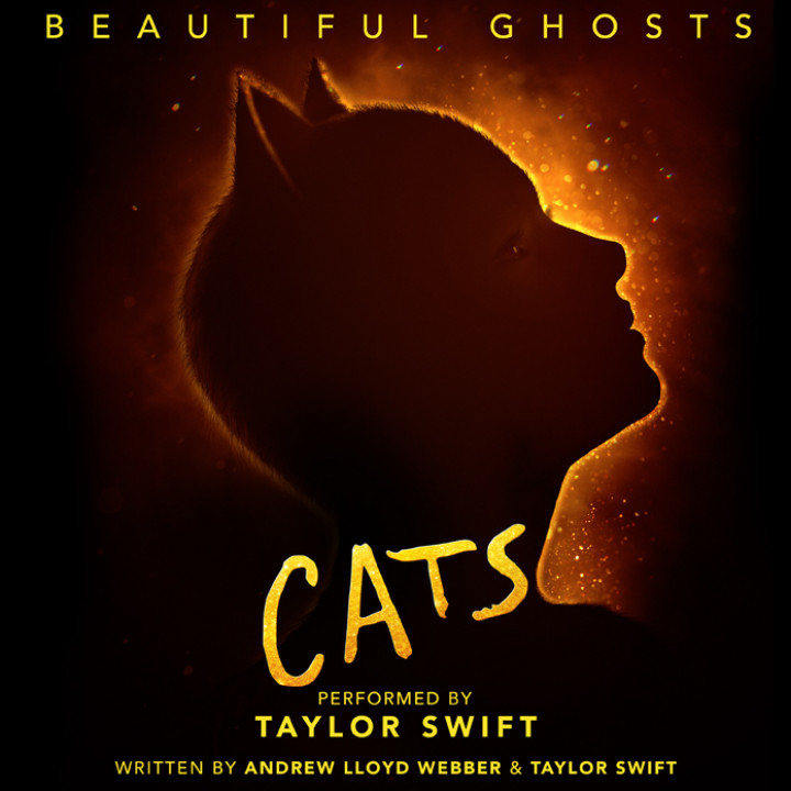 Cats Taylor Swift Beautiful Ghosts