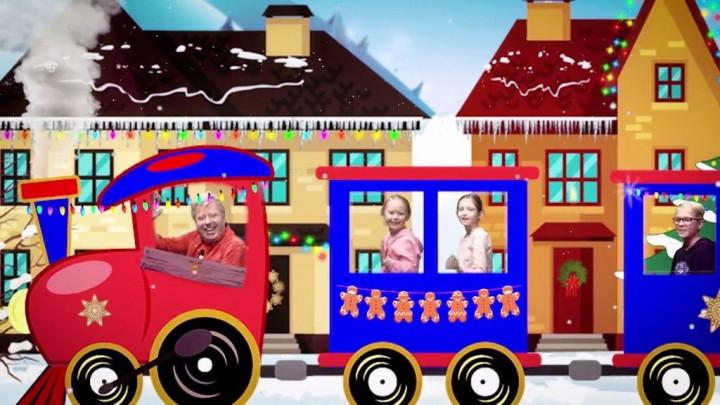 Volker Rosin - Die Weihnachtsbahn
