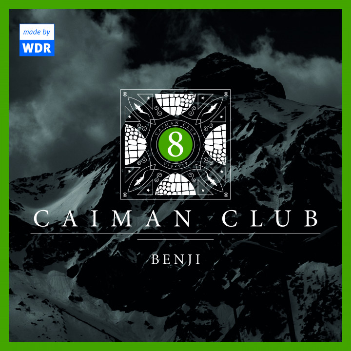 Caiman Club Folge 08 Cover