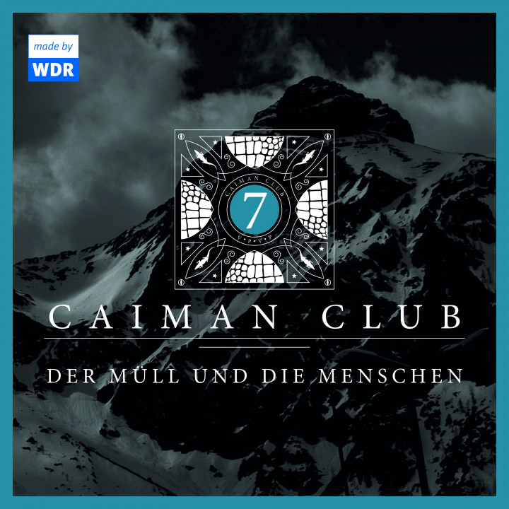 Caiman Club Folge 7 Cover