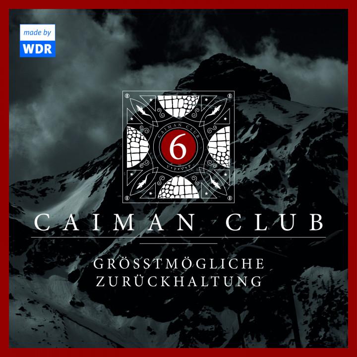 Caiman Club Folge 6 Cover