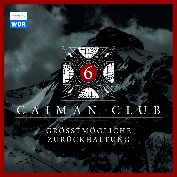 Caiman Club Folge 6 Cover