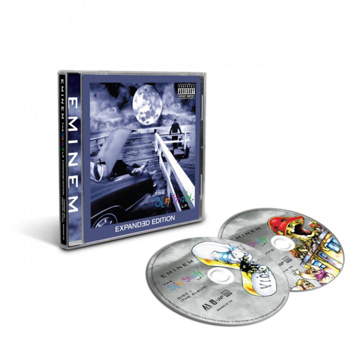 Eminem Slim Shady Expanded Edition 2CD