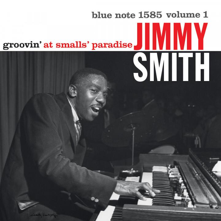 Groovin' At Smalls' Paradise Vol.1