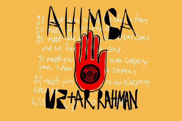 U2 Ahimsa