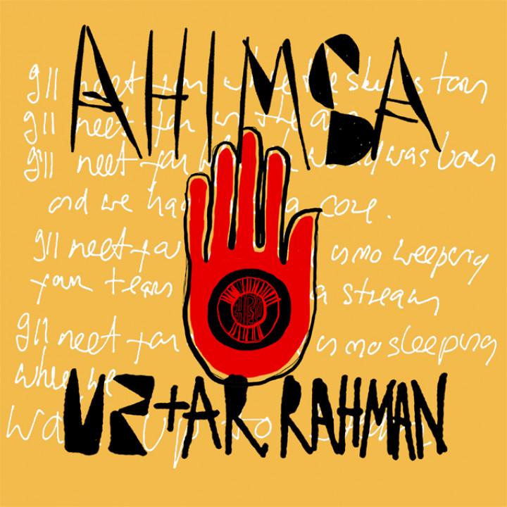 Ahimsa Cover
