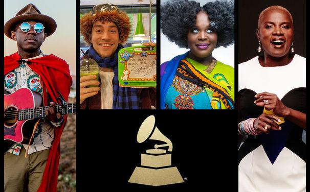 Various Artists, Grammy 2020 - J. S. Ondara und Jacob Collier unter den Nominierten