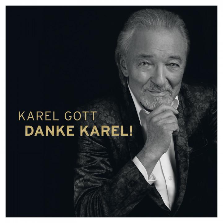 Karel Gott Danke Karel Standard Edition Cover