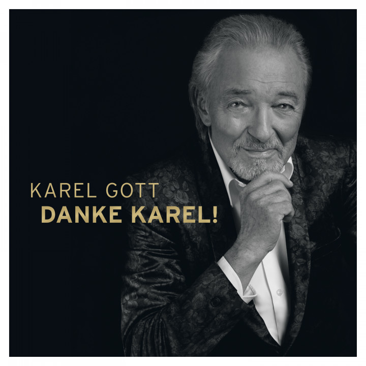 Karel Gott Danke Karel Standard Edition Cover