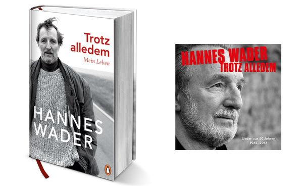 Hannes Wader, Trotz alledem - Wader-Autobiografie erschienen