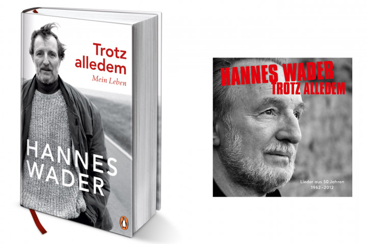 """Hannes Wader: """"Trotz alledem - Mein Leben"""" & """"Trotz alledem - Lieder aus 50 Jahren"""""""