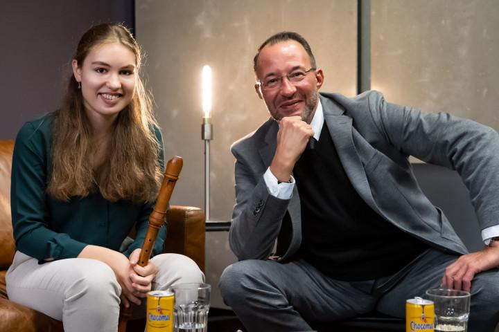 Lucie Horsch, Holger Wemhoff