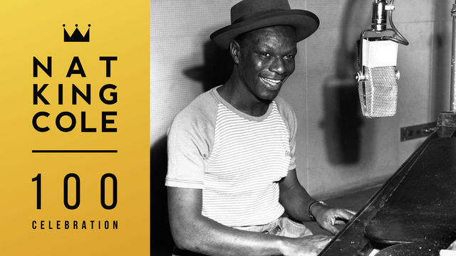 Nat King Cole, NKC 100 - das frühreife Klaviertalent