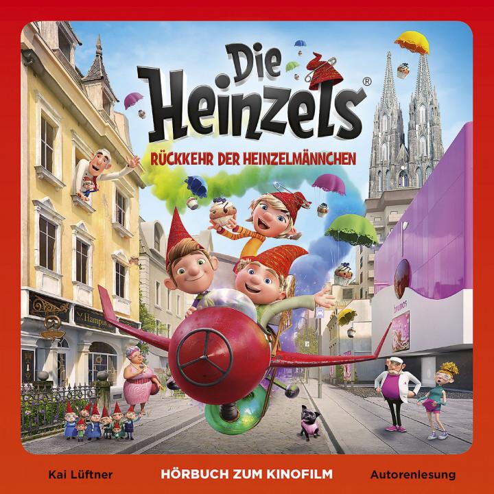 Die Heinzels - Filmhörbuch
