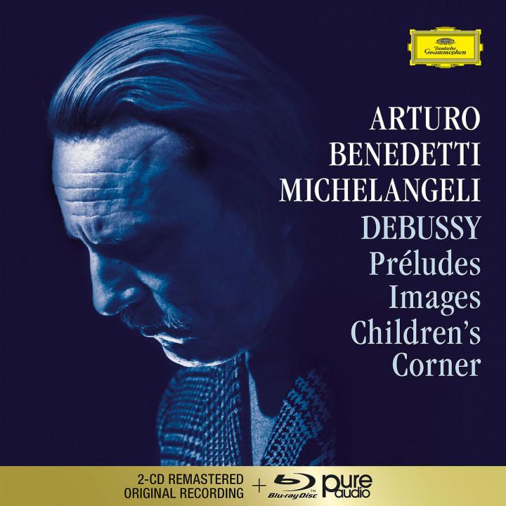 Debussy: Préludes I & II, Images I & II, Children's Corner