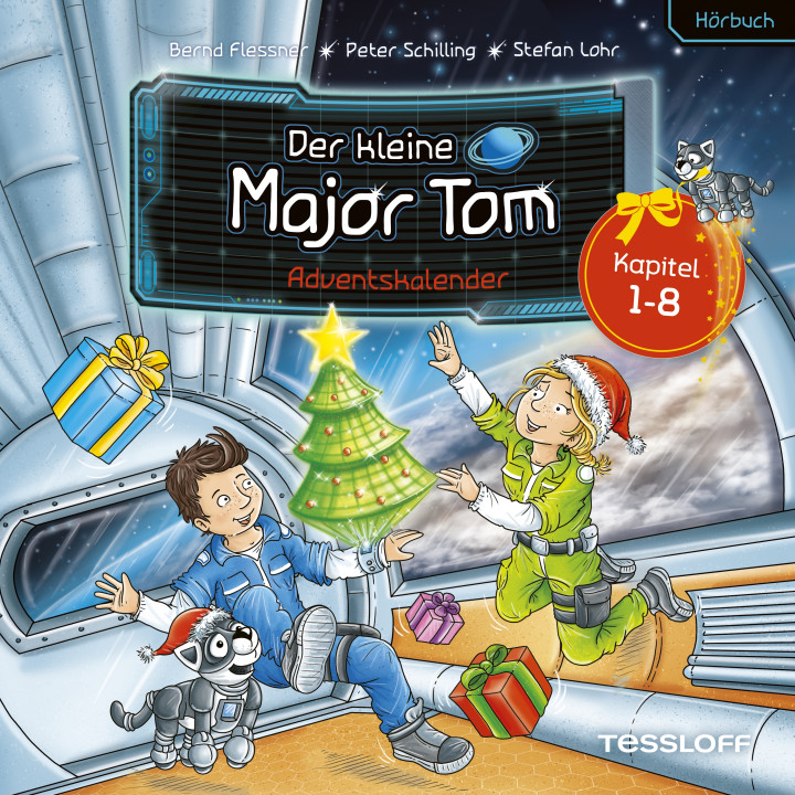Major Tom Adventskalender 1-8