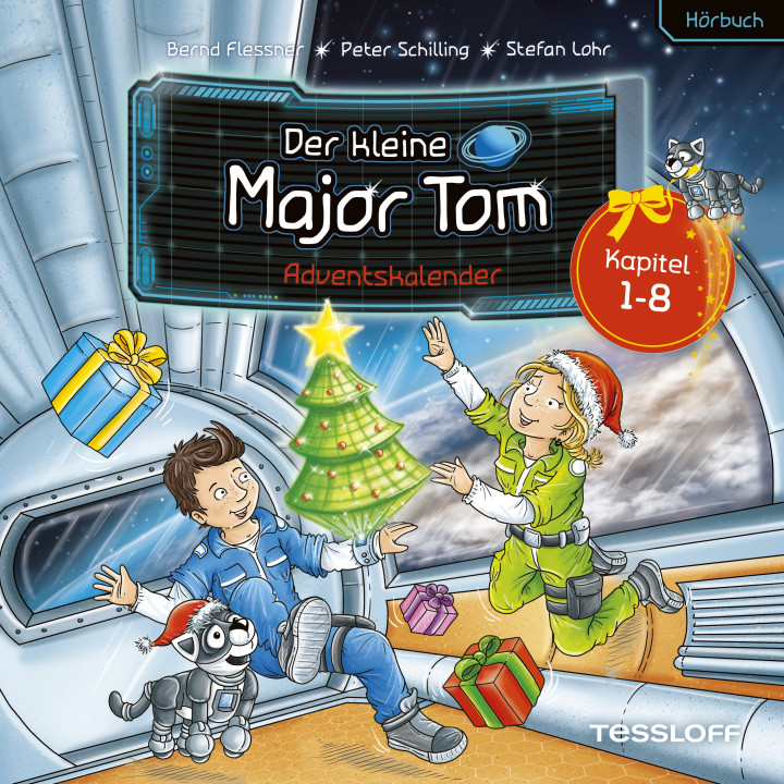Major Tom Adventskalender 1-8