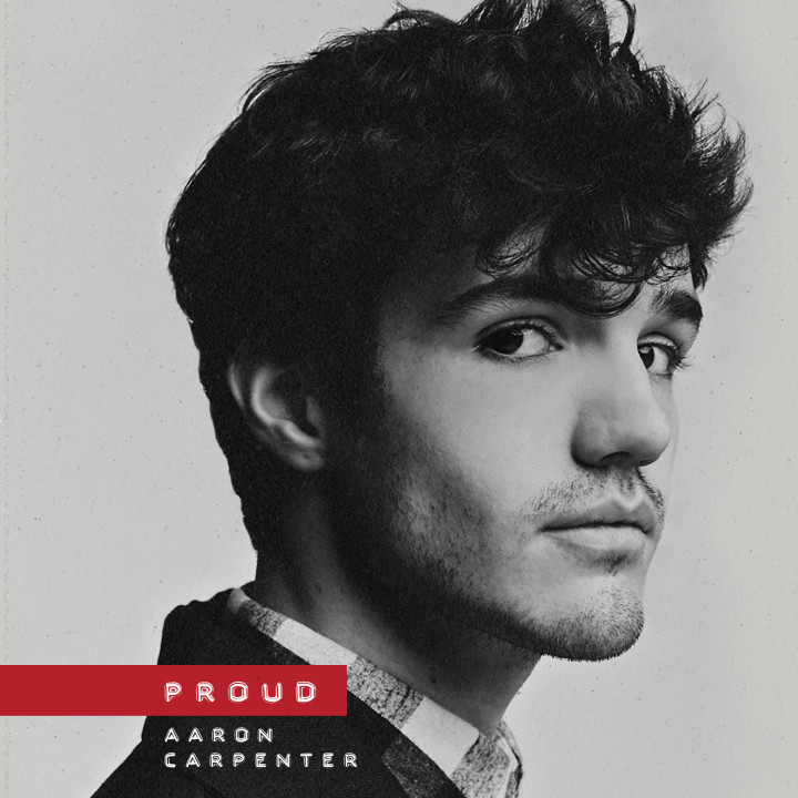 Proud - Aaron Carpenter Cover