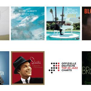 Jazz Charts Jazz Charts November 2019 News