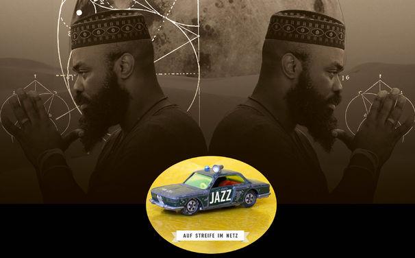 Nduduzo Makhathini, Blue-Note-Debütant aus Südafrika - Pianist Nduduzo Makhathini