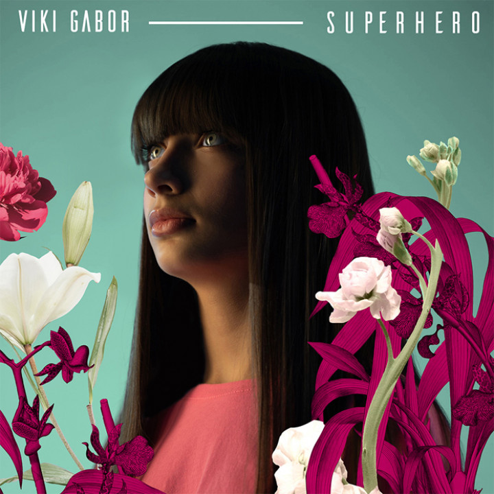 Viki Gabor - Superhero