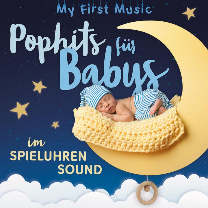 Pophits für Babys im Spieluhrensound