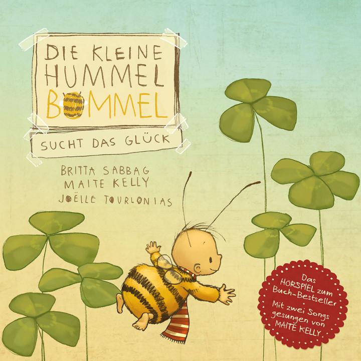 Die kleine Hummel Bommel sucht das Glück