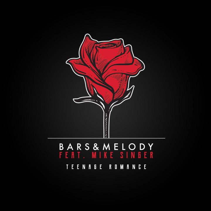 BAM Teenage Romance Cover