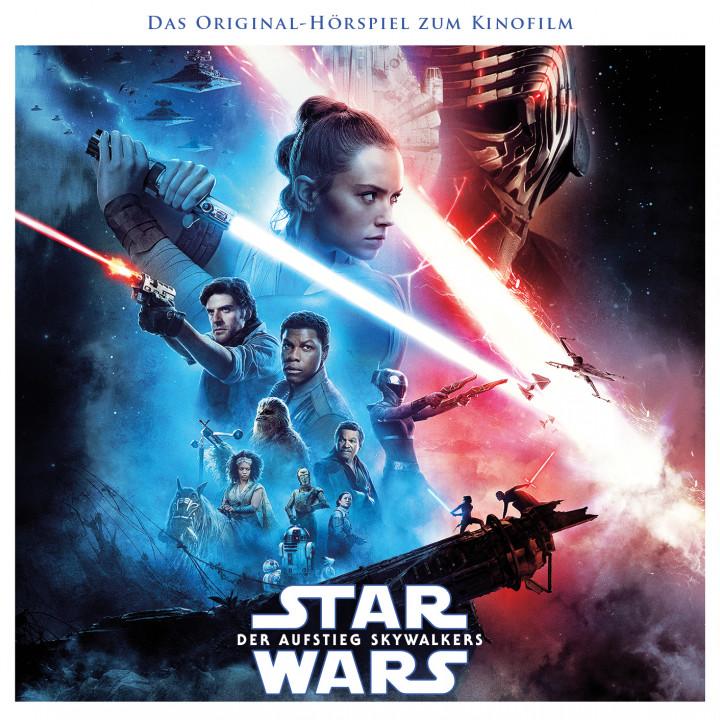 Star Wars Der Aufstieg Skywalkers Filmhörspiel Cover