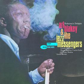 Art Blakey & The Jazz Messengers, Buhaina's Delight, 00602508382086