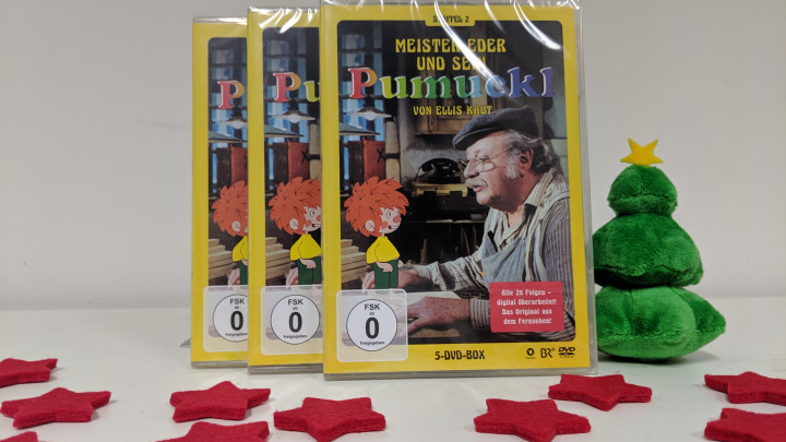 Pumuckl Adventsgewinnspiel