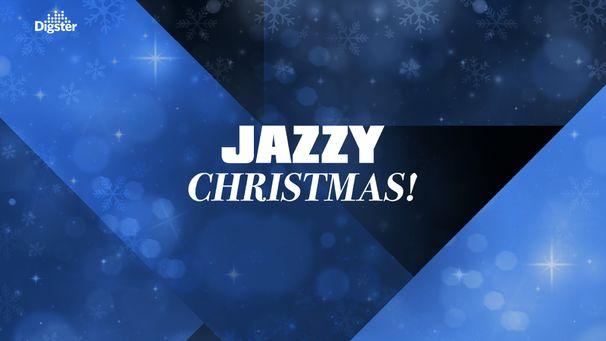 Jazz zu Weihnachten, JazzEcho-Playlist - I'm streaming of a White Christmas