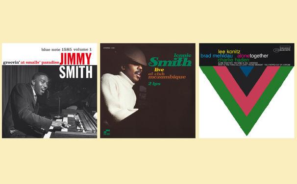 JazzEcho-Plattenteller, Blue Note Live - weitere LP-Perlen aus den Jazz-Clubs