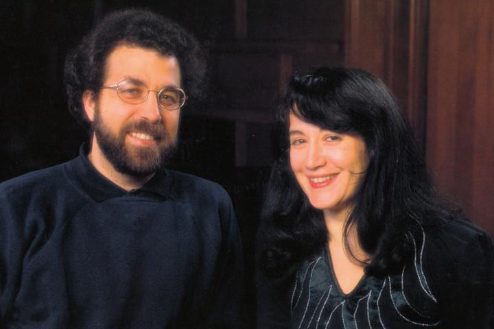 Martha Argerich und Giuseppe Sinopoli