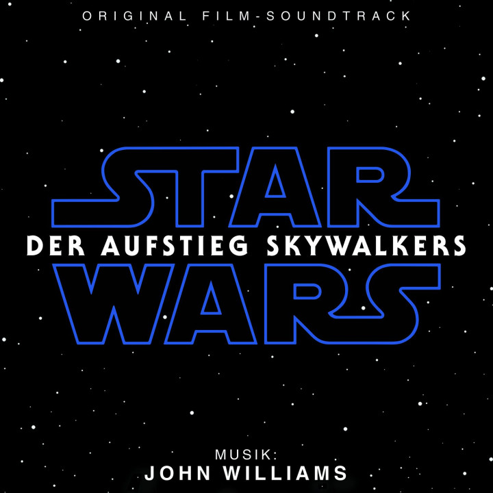 Star Wars: Der Aufstieg Skywalkers Soundtrack Cover