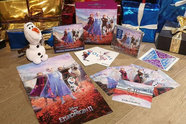 Die Eiskönigin 2 - Fan Box Newsbild