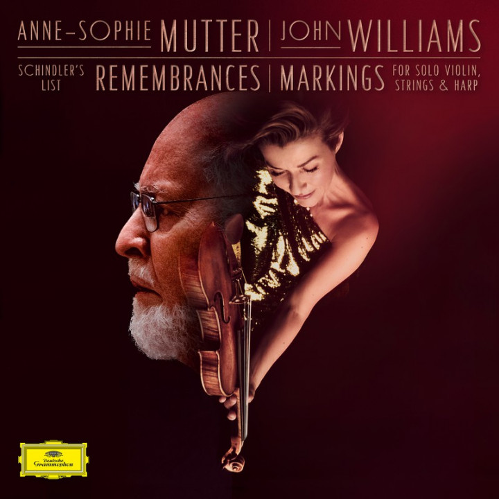 Mutter / Williams - Remembrances, Markings