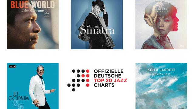 Jazz Charts, Jazz-Jahrescharts 2019
