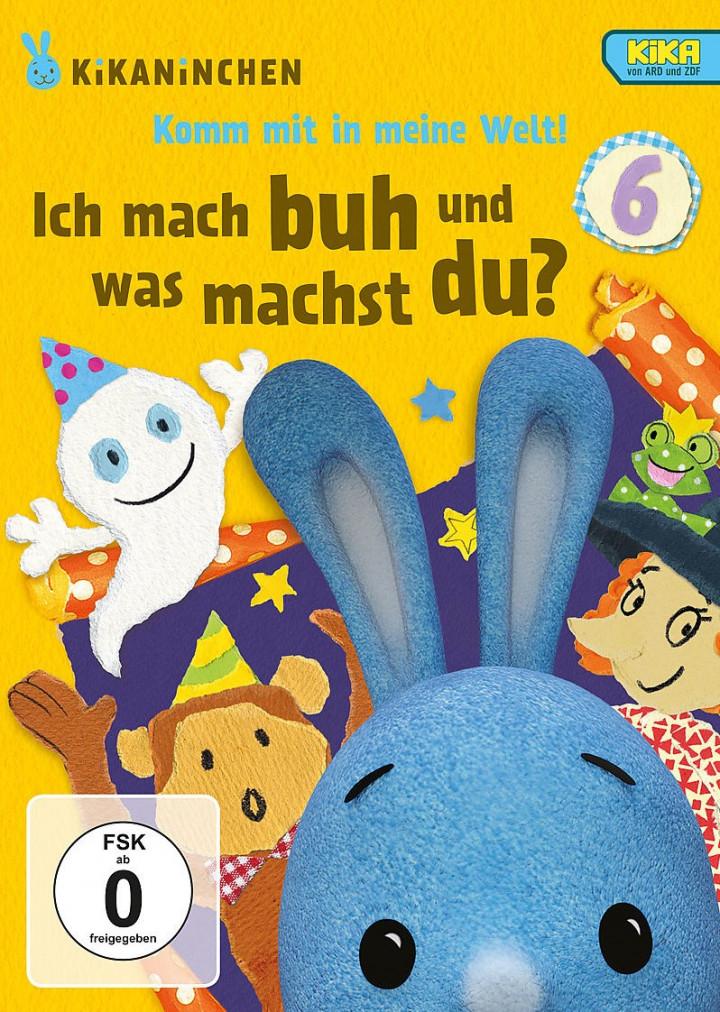 Kikaninchen DVD 6 Cover