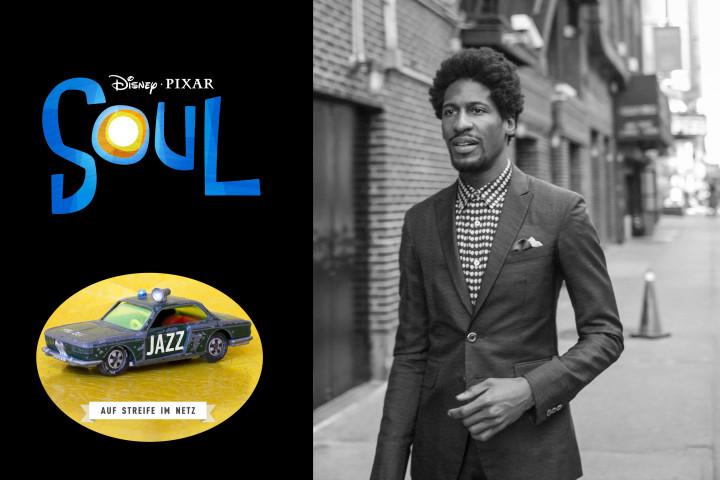 Auf Streife Im Netz - Pixar: Soul - Jon Batiste