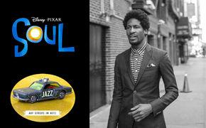 Auf Streife im Netz, Soul - Jon Batiste als Seelenfänger im Kino