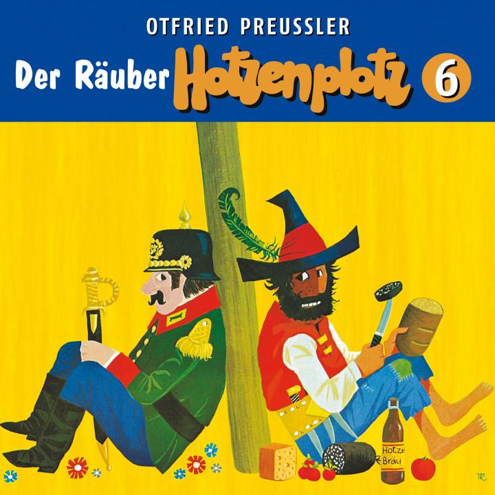 Der Räuber Hotzenplotz Cover 6