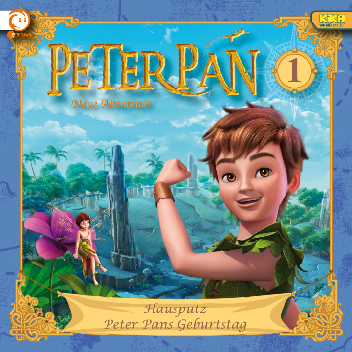 Peter Pan 1 Cover