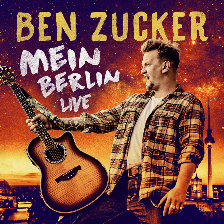 Ben Zucker Mein Berlin Live Single