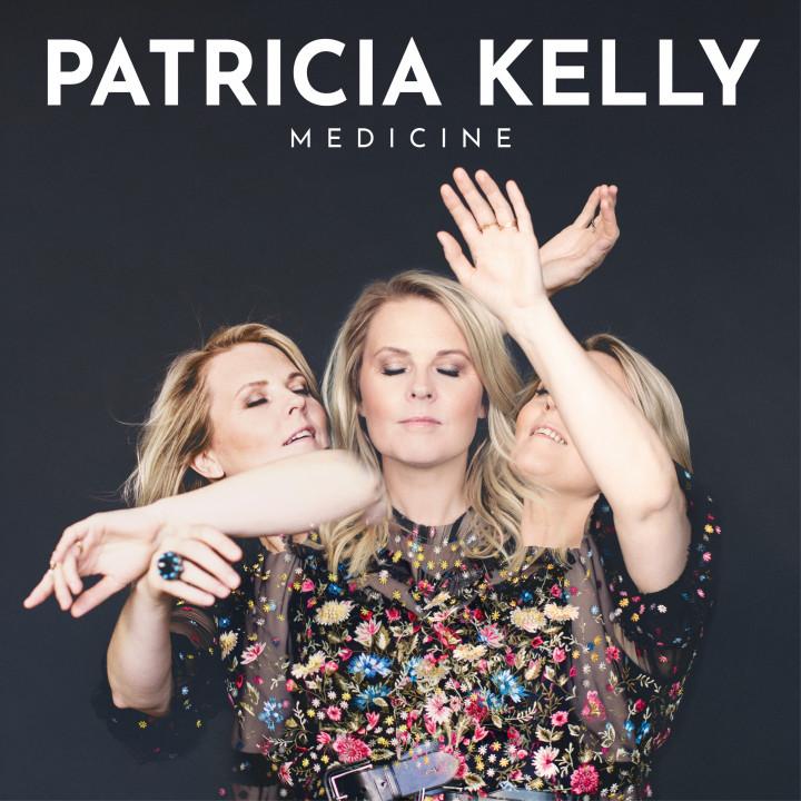Patricia Kelly Medicine Single Cover